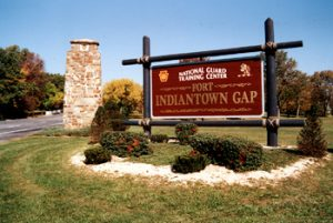 Fort Indiantown Gap is the home of the WWII Historical Association's annual Battle of the Bulge Commemoration.
