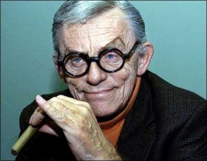 The late Frank Gorshin drew praise for his portrayal of comedian George Burns.