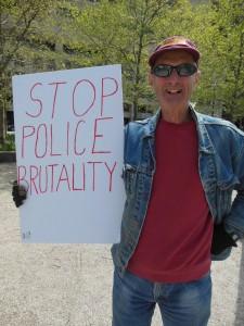 """David Fagan: """"This is a good day to speak up."""" (Anthony C. Hayes)"""