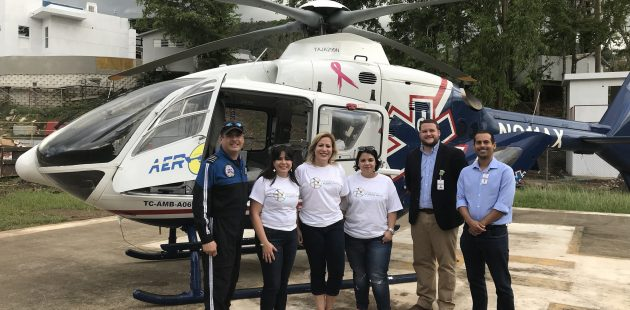 Friends of Puerto Rico: This was a medical mission to a hospital in Lares, Puerto Rico. The FoPR brought Insulin for patients in rural areas.