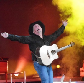 Garth Brooks concert at Royal Farms Arena credit Anthony C. Hayes