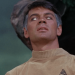 Gary Lockwood in a screen shot from the Star Trek pilot 'Where No Man Has Gone Before'