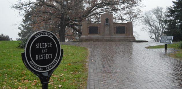Gettysburg National Military Park. (credit Anthony C. Hayes)