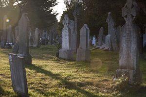 WWI hero and Purple Heart recipiant Michael Walsh is burried in Glasnevin Cemetery, Dublin, Ireland.