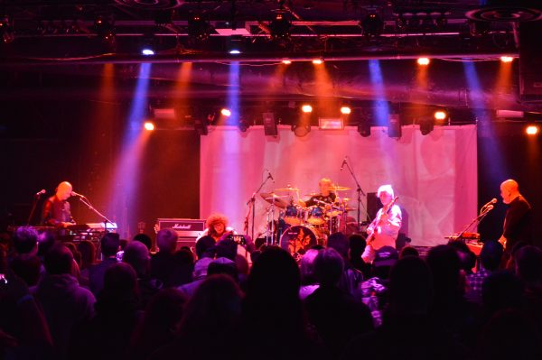 Goblin performing at Baltimore Soundstage. (Anthony C. Hayes)