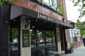 The James Joyce Irish Pub & Restaurant was one of the earliest entries in Baltimore's Harbor East. (Anthony C. Hayes)