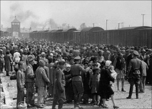 More than six million Jews were killed during the Holocaust, including many from Hungary. (Wikipedia)