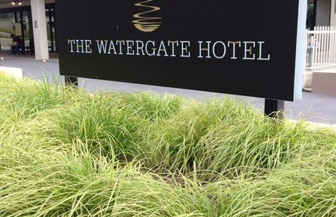The watergate hotel is open again baltimore post for Is the watergate hotel still open