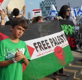 Isreal Gaza rallies 7 30 2014 059