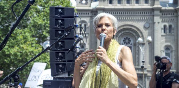 Jill Stein, Photo by Doug Christian/BPE