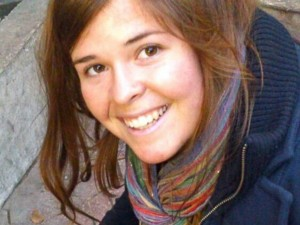 Kayla Mueller (Courtesy the Mueller family)