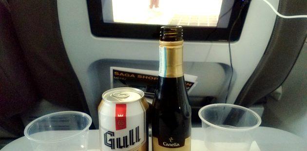 Leonard Kinsey Does Europe Icelandair Economy Comfort vs Saga Class