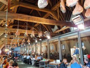 Het Groot Vleeshuis (The Great Butchers' Hall) in Ghent. credit Leonard Kinsey