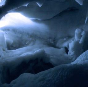 Leonard Kinsey icecave3
