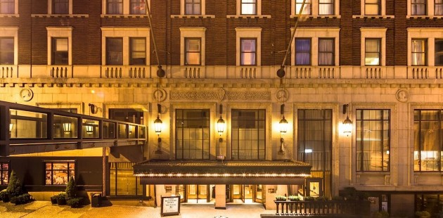 Lord Baltimore Hotel is the site of an investigation by the Ghost Detectives. (Anthony C. Hayes)