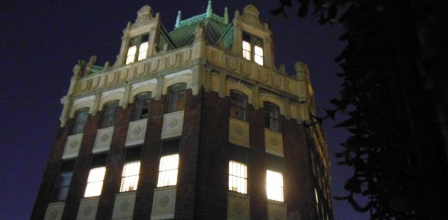 Ghost detectives return to investigate lord baltimore for Lord of baltimore hotel