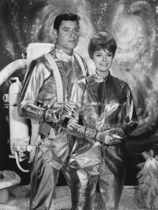 Guy Williams and June Lockhart. (Wikimedia)