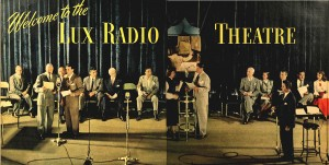 A production of the Lux Radip Theatre from 1948 featured Jane Wyman and Ronald Reagan.