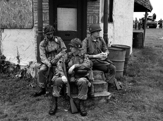 MAAM WWII Weekend 2016 John Dutcher DSCF7474