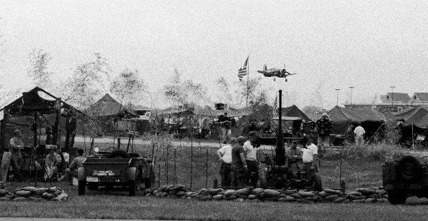 MAAM WWII Weekend 2016 credit John Dutcher