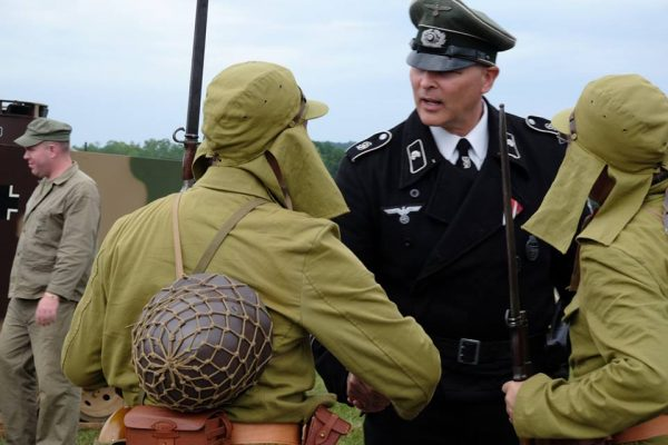MAAM WWII 2017 - credit Camilla Hsiung / Lady Camilla