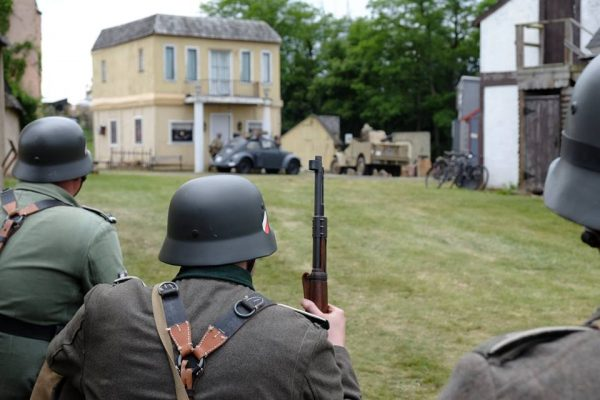 MAAM WWII Weekend 2017 - credit Camilla Hsiung / Lady Camilla