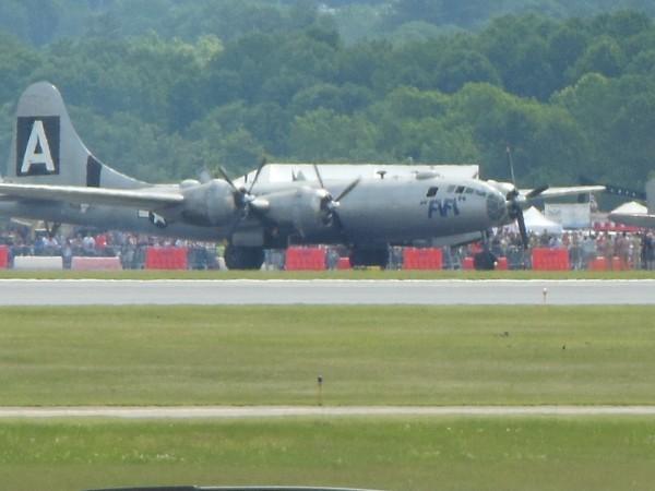 "B-29 ""Fifi"" (Anthony C. Hayes)"