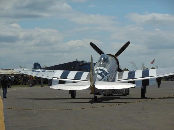 """P-47 """"Thunderbolt (Anthony C. Hayes)"""