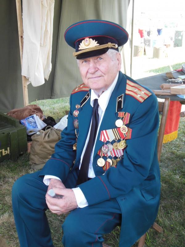 Soviet Colonel Nikolai Zaitsev (Anthony C. Hayes)
