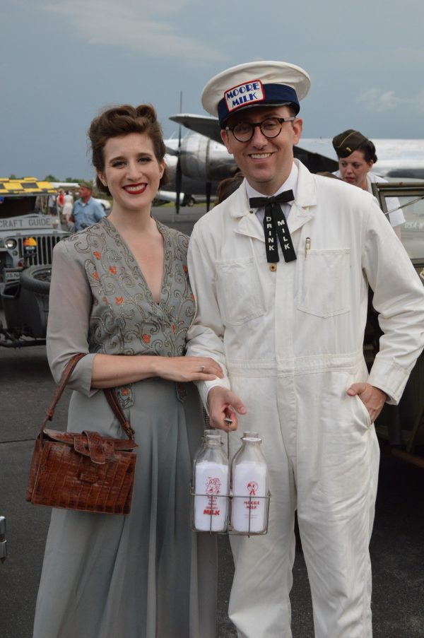 MAAM WWII Weekend 2018 credit Anthony C. Hayes