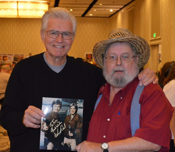 Kent McCord at Mid-Atlantic Nostalgia Convention 2016 credit Anthony C. Hayes