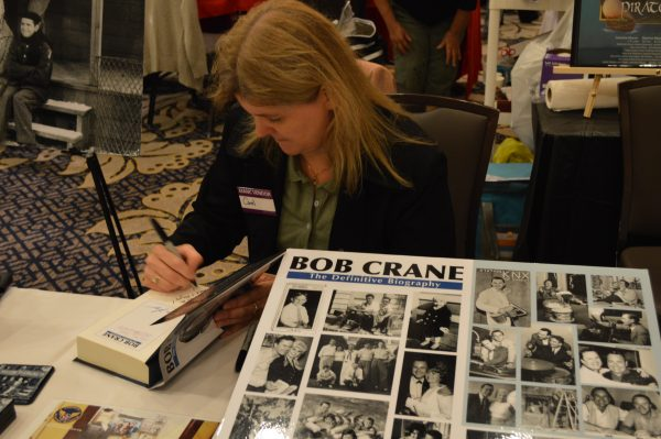 Carol M. Ford at Mid-Atlantic Nostalgia Convention 2016 credit Anthony C. Hayes