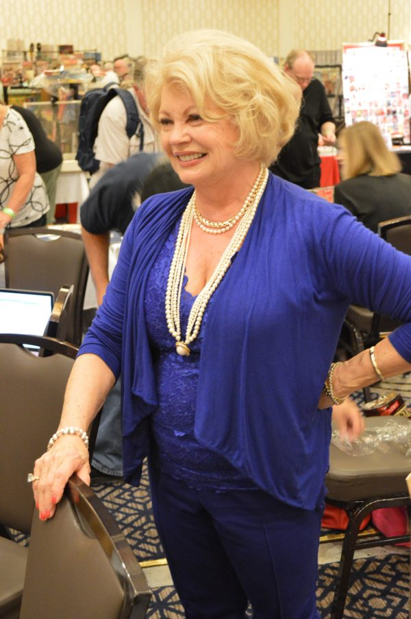 Kathy Garver at the Mid-Atlantic Nostalgia Convention 2016 credit Anthony C. Hayes