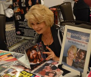 Kathy Garver of Family Affair at the 2016 Mid-Atlantic Nostalgia Convention. (Anthony C. Hayes)