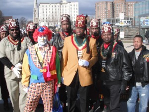 Baltimore celebrated MLK day with a parade through the city. Shriner's International joined in the fun.