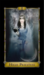 Photographer Cheryl Fair as The Empress