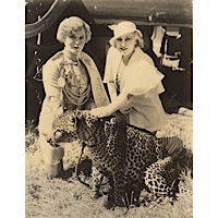 Mabel Stark and Mae West. Mabel, Mabel, Tiger Trainer - a new film by Leslie Zemeckis - tells the story of Stark's life.