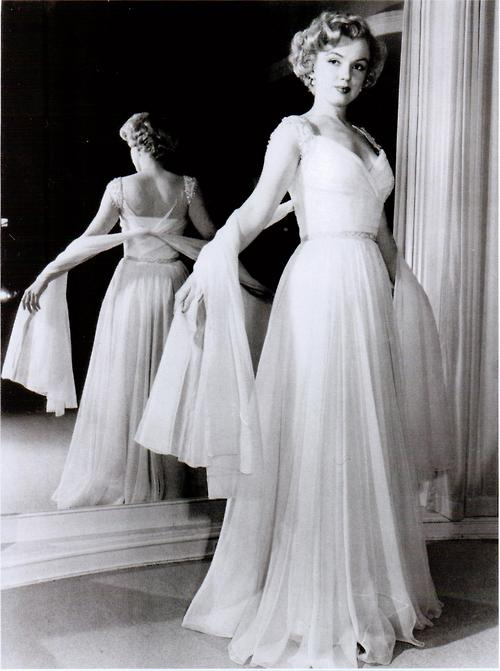 Marilyn Monroe Don Loper gown - Baltimore Post-ExaminerBaltimore ...