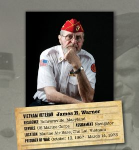 Maryland Vietnam Veteran James H. Warner