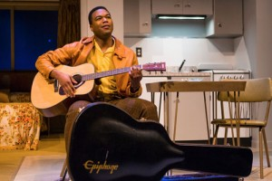 Broadway veteran Grasan Kingsberry portrays Sam Cooke. (Courtesy photo)