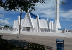A Catholic Church in Liberia