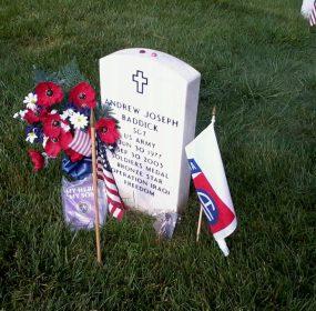 My Hero, My Son Arlington