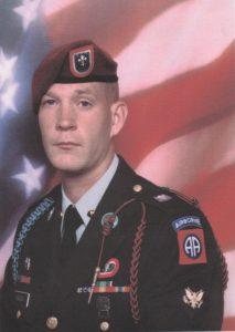Sgt. Andrew J. Baddick.