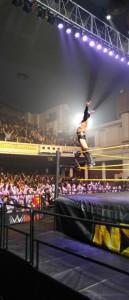 NXT Champion Finn Bálor. (Anthony Tarricone)