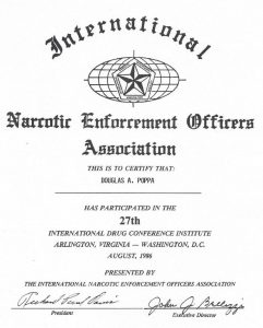 Narc Enforcement
