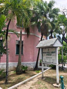 The Bahamas Nassau Public Library & Museum - credit Davida G. Breier