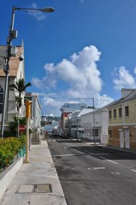 The Bahamas - Nassau steet - credit Davida G. Breier