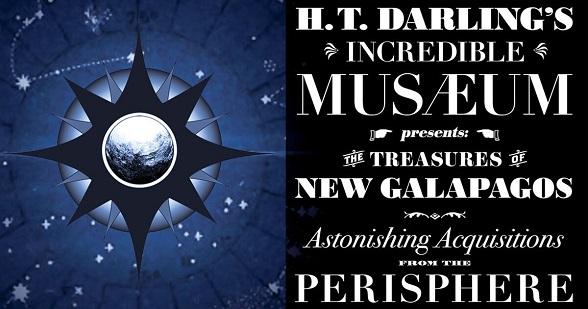 H.T. Darling's Incredible Musaeum ad.