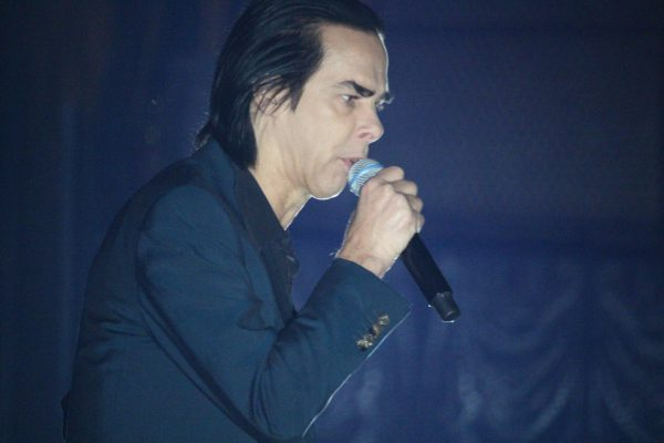 Nick Cave and The Bad Seeds tour at The Anthem in Washington, D.C. Oct 25, 2018 credit Todd Welsh