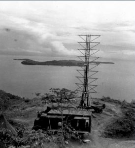 The Opana radar station warned of the coming attack at Pearl Harbor.